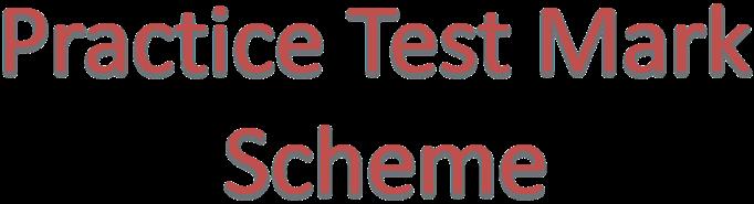 practice-test-mark-scheme-red-1